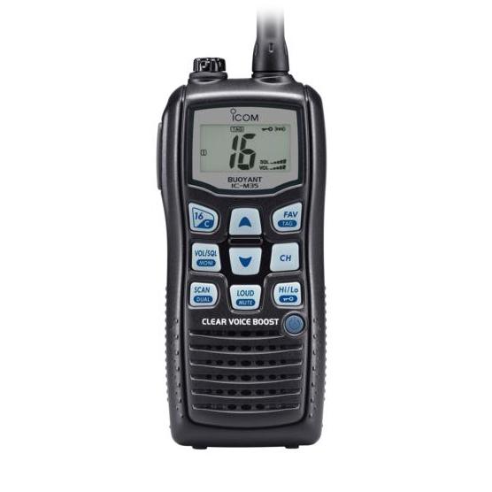 IC-M35 Handheld VHF
